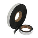FindTape MGRS Receptive Steel Tape [Adhesive-Backed / Attracts Magnets]