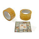 JVCC CELLO-1 Cellophane Sealing Tape [Biodegradable]