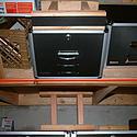 JVCC FELT-06 Black Polyester Felt Tape