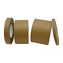 JVCC FPPT-01 Kraft Flatback Paper Packaging Tape