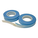 JVCC UHMW-PE-20 UHMW Polyethylene Film Tape [20 mil carrier]