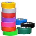 Presco Taffeta Roll Flagging Tape [2.5 mils thick]