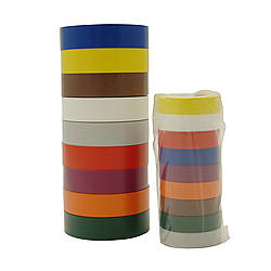 3M Scotch 35-Pack Electrical Tape Rainbow Packs