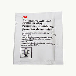 3M Scotch 4298 Adhesion Promoter [Sponge Applicator Packet]