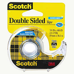 3M Scotch 667 Removable Double-Sided Tape [Linerless]