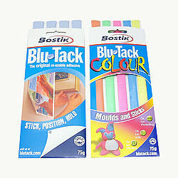 Bostik Blu-Tack Reusable Adhesive