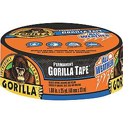 Gorilla All Weather Butyl Rubber Tape