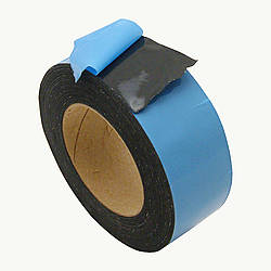 JVCC DCC-3R Double Coated Black Carpet Tape [Overstock]