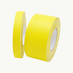JVCC GAFF-YEL Yellow Gaffers Tape [Discontinued]