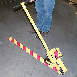 JVCC LMD4 Aisle/Lane Marking Tape Dispenser