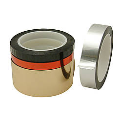 JVCC MPF-01 Metalized Polyester Film Tape [Mirror Reflective]