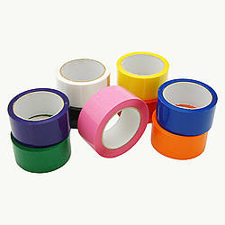 JVCC OPP-20C Economy Grade Colored Packaging Tape