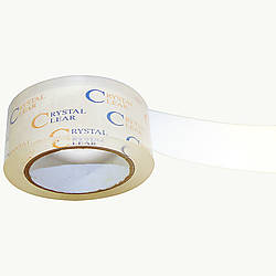 JVCC OPP-34CC Premium Grade Crystal Clear Packaging Tape