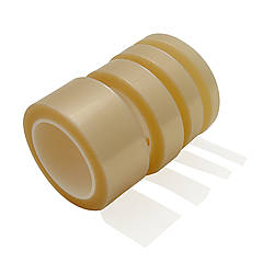 JVCC PPT-25C Polyester Circuit Plating / Silicone Splicing Tape