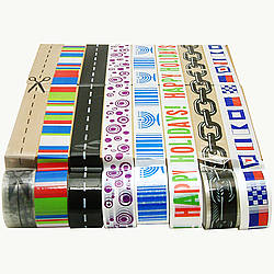 JVCC SLPT20 Designer Packaging Tape