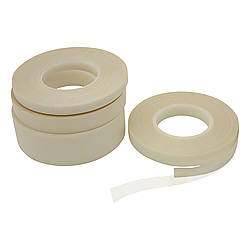JVCC UHMW-PE-10 UHMW Polyethylene Film Tape [10 mil carrier]