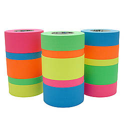 Pro Tapes Pro-Gaff-Neon Premium Fluorescent Gaffers Tape