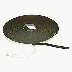Scapa S5169 Double Coated Black PVC Foam Tape [high density]