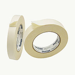 Shurtape DF-65 Double Faced Flat Paper Tape [Rubber Adhesive]