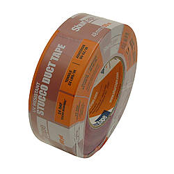 Shurtape PC-667 Specialty Grade Stucco Masking Duct Tape [UV-resistant]