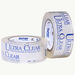Shurtape PP-803 Ultra Clear to the Core Packaging Tape [Permacel J-LAR 910]