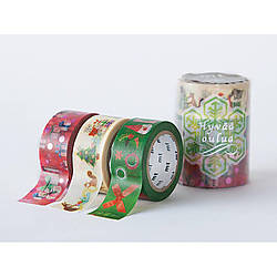 mt Seasonal Washi Paper Masking Tape [genuine MT Kamoi Kakoshi / produced in Japan