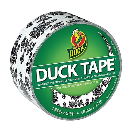 Findtape Com Product Images For Duck Brand Printed Duct