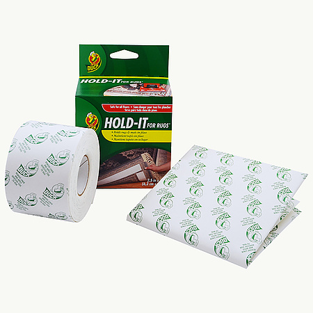 Duck Brand Hold-It For Rugs Adhesive Latex Foam