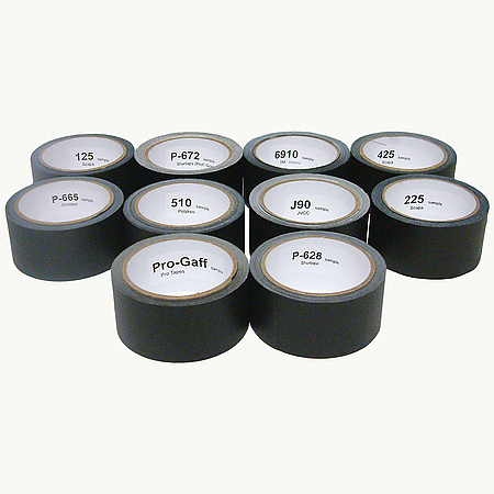 FindTape GAFF-TEST-PACK Gaffers Tape Challenge Pack