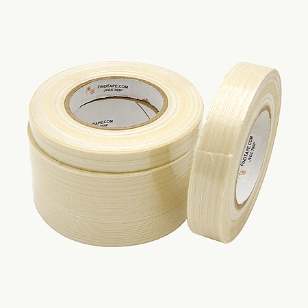 JVCC 765P Premium Grade Filament Strapping Tape [Polyester]