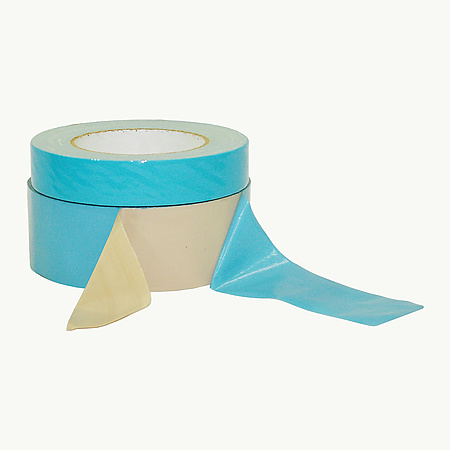 JVCC DCC-1R Double Coated Cloth Carpet Tape [Differential Adhesion]
