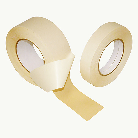 JVCC DCC-4 Multi-Purpose Double Coated Cloth Tape [Paper Liner Overstock]
