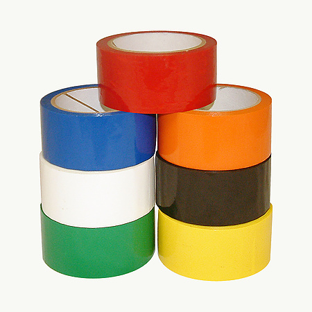 JVCC OPP-22C Mid Grade Colored Packaging Tape