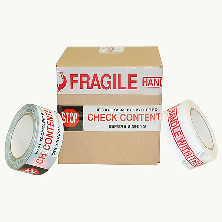 JVCC PP20 Printed Packaging Tape