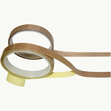 JVCC PTFE-GC-6 Teflon Glass Cloth Tape [5.4 mil]