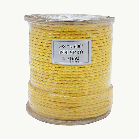 JVCC PolyPro Twisted Rope