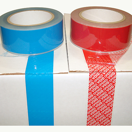 JVCC TEV-OV Tamper Evident Carton Sealing Tape [Discontinued]