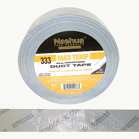 Nashua 333 Max Temp Duct Tape [Discontinued]