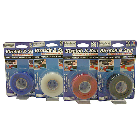Nashua Stretch & Seal Self Fusing Silicone Tape