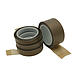 JVCC PTFE-2HD Skived Teflon Tape [High Density, 2 mil carrier]