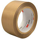 3M 5151 / 5151PL General Purpose PTFE Glass Cloth Tape [Silicone Adhesive]