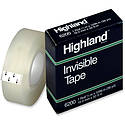 3M 6200 Highland Invisible Tape