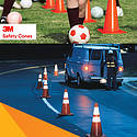 3M 9012 PVC Traffic Safety Cones