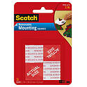 3M 108 Foam Scotch Mounting Squares [Double-Sided Removable]