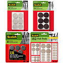 3M SP8 Scotch Felt Pads Value Pack