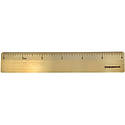 DUX DXBR Brass Ruler