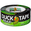 Duck Brand Clean Removal Max Strength Duck Tape