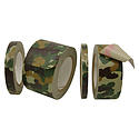 JVCC CAM-01 Premium Grade Camouflage Duct Tape [11.8 mils thick]