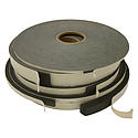 JVCC SCF-01 Low-Density PVC Foam Tape [Single-Sided, Closed Cell]