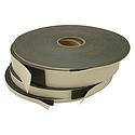 JVCC SCF-02 Medium-Density PVC Foam Tape [Single-Sided, Closed Cell]